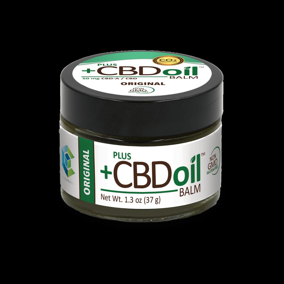 Plus CBD Oil Balm 50 mg
