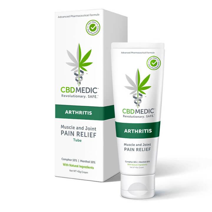 cbd lotion for arthritis pain