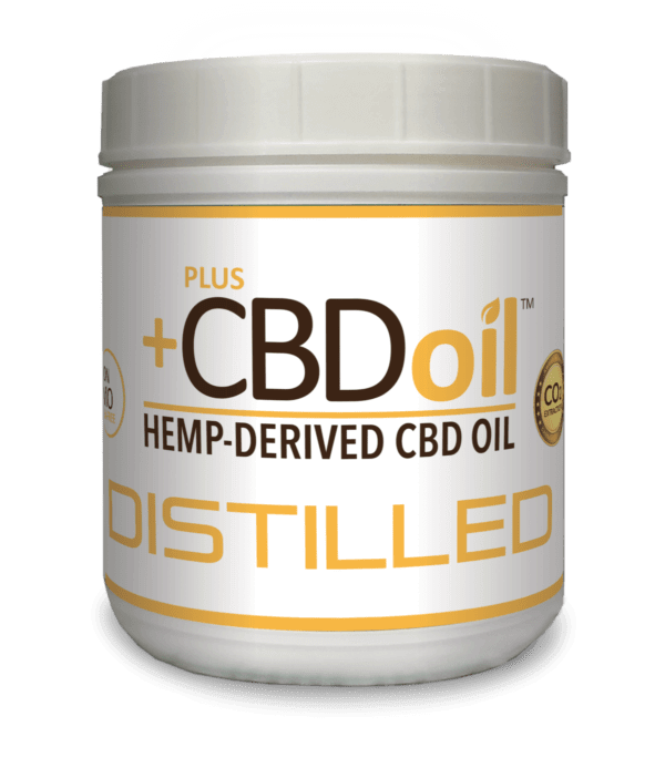 Plus CBD Oil Distilled 50grams