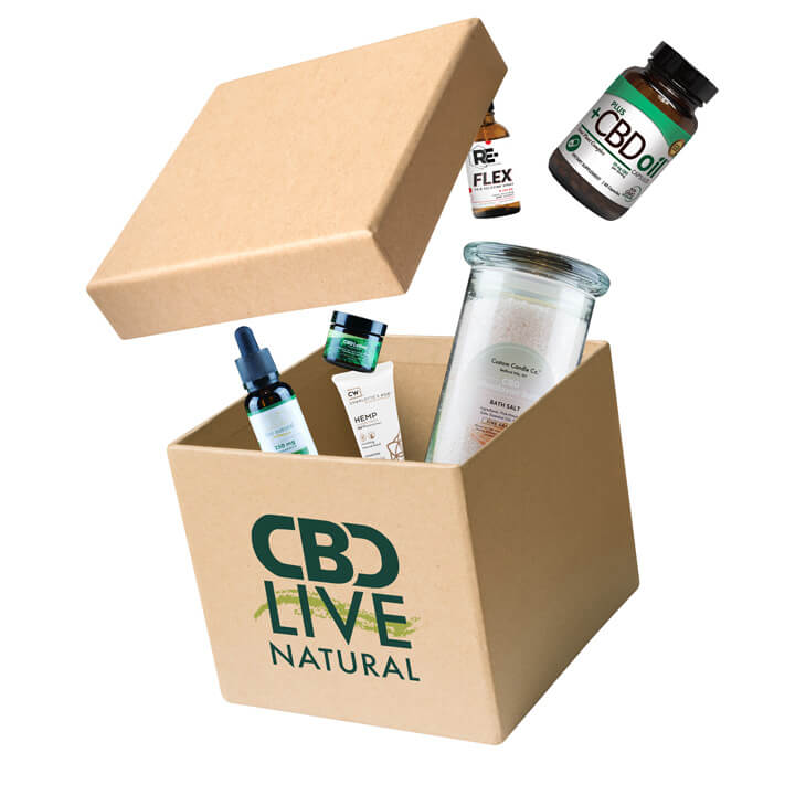 cbd live natural shipping return