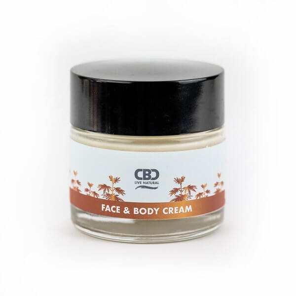 CBD Face and Body Cream