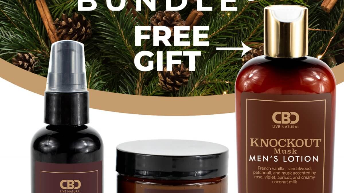 KnockOut Musk Holiday Bundle