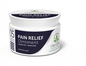 Pain Relief Ointment Level 5