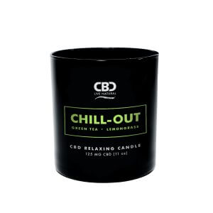 Chill-Out Black Tumbler